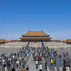 Forbidden Palace Beijing China Visa para Grupos