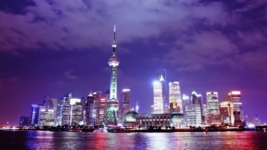 Shanghai lugares de interés