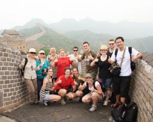 visa grupal a china