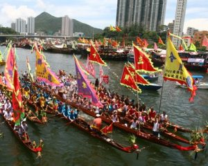 festivales en china