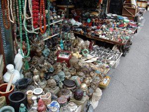 mercados de china