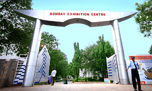 Bombay Exhibition Centre - NSE Exhibition Complex