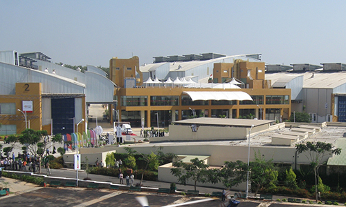 Bangalore International Exhibition Centre (BIEC)