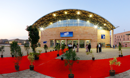 Hyderabad International Trade Exposition Centre (HITEX)