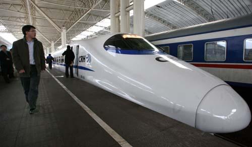 tecnologías ferroviarias de China