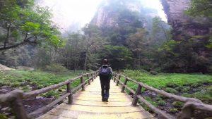 ecoturismo en China