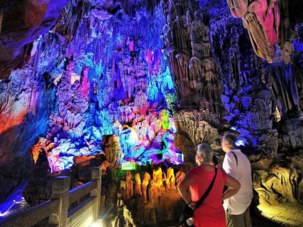 cueva de estalactitas