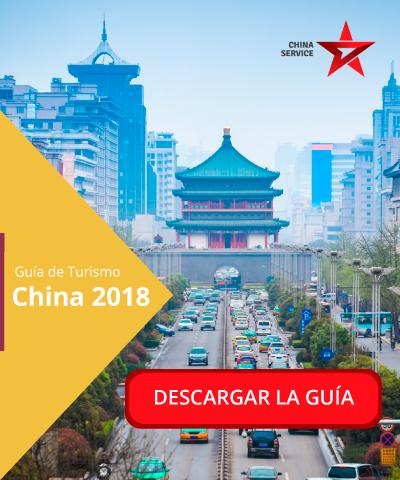 Guia Turismo China 2018