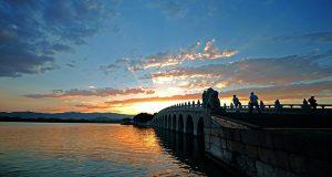 lagos de china