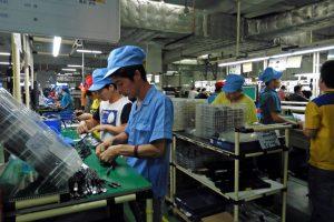 Investiga los productores y mercancía de China