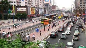 Transporte en Guangzhou