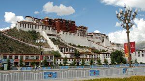 Lugares para visitar en el Tíbet