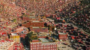 Cómo llegar al Tíbet desde México