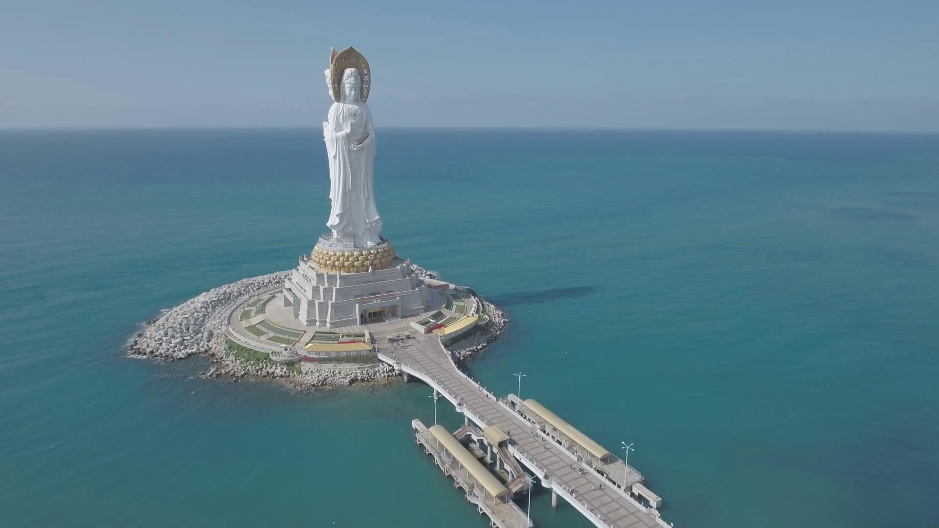 Sitios de interés en Hainan