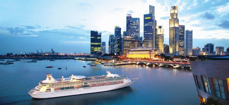 Los 5 mejores cruceros por Asia
