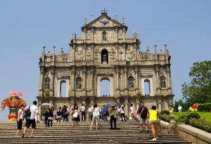 Vacaciones en Macao