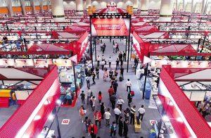 Ferias comerciales en China