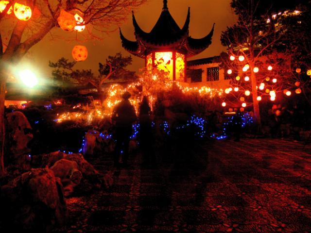 festivales de China