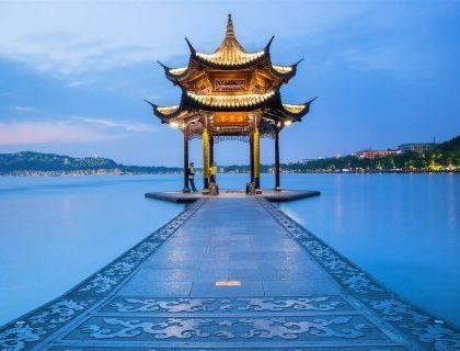 Hangzhou - La Ciudad del Cielo